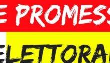 promesse elettorali