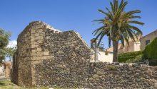 Oristano, mura di Mariano